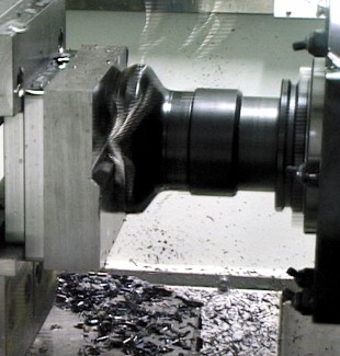 Gear Driven Spindle Development