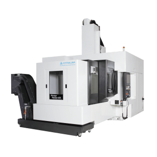 Double Column Machining Center by Kitamura