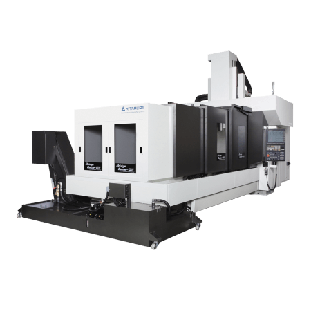 Kitamura Bridgecenter-12G - Double Column Machining Center - G-series